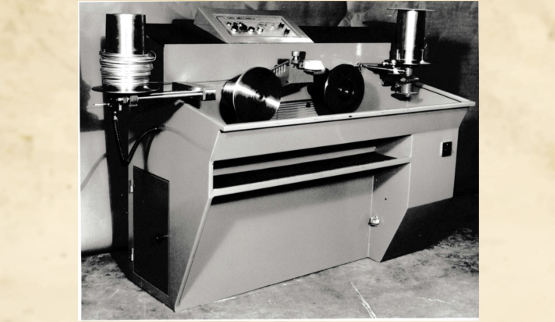 How we were, a little piece of history of Oromeccanica: the Wire Drawing Machine at 11 Passages